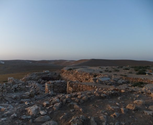 Archaeological Settlement